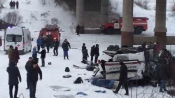 В Забайкалье объявили траур после ДТП с автобусом, в котором погибли 19 человек