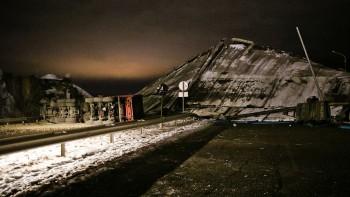 Правительство Оренбургской области назвало причину обрушения моста на окраине Оренбурга