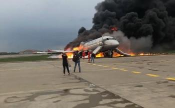 СКзавершил расследование крушения самолёта в Шереметьево