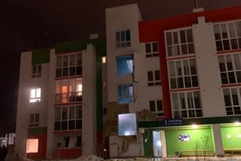Из-за взрыва газа в жилом доме в Тюмени погиб человек