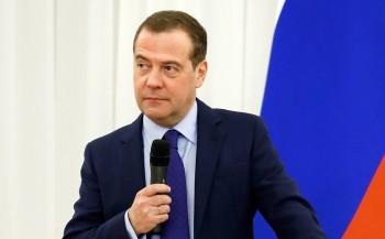 Медведев: Решение WADA является продолжением антироссийской истерии