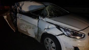 В ДТП под Нижним Тагилом из-за уснувшего за рулём водителя пострадали два человека