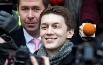 Егор Жуков обжаловал приговор по «московскому делу»