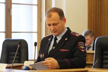 В Екатеринбурге назначен новый врио начальника УМВД