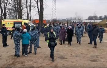 ВСети появилась петиция стребованием отставки главы Татарстана заразгон лагеря «Шиес-2»