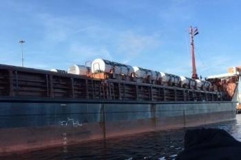 Новую партию урановых «хвостов» доставят в Россию 18декабря