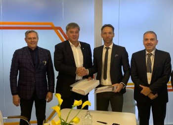 ЕВРАЗ подписал контракт с Danieli на реконструкцию рельсобалочного цеха НТМК