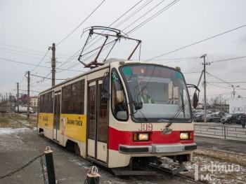 В Нижнем Тагиле трамваи будут работать всю новогоднюю ночь