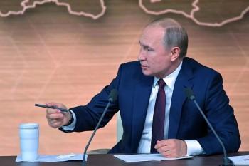 Журналист «Интерфакса» напомнила президенту о деле Ивана Голунова