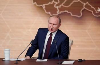 Путину задали вопрос о законе о домашнем насилии