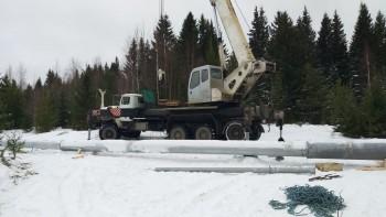 В Висимо-Уткинске построили новую опору мобильной связи