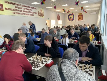 Директор тагильского ШШЦ Михаил Погромский будет защищать Свердловскую область на чемпионате УрФО по шахматам