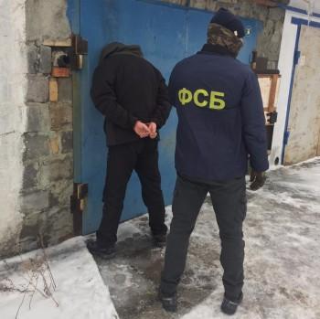 В Нижнем Тагиле ФСБ задержала банду торговцев оружием