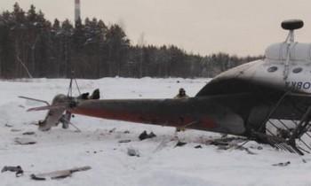 Число пострадавших при жёсткой посадке Ми-8 в Красноярском крае выросло до шести человек