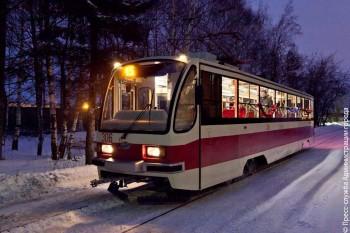 Из-за рабочей субботы в Нижнем Тагиле изменилось движение трамваев