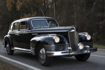 В Москве неизвестные украли лимузин Сталина