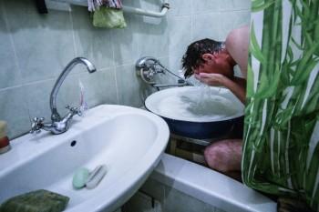 Жители Красноуральска провели трое суток без водоснабжения