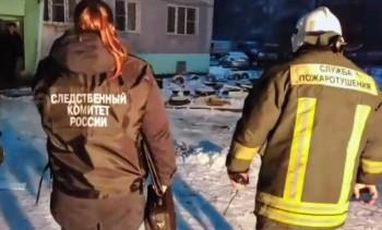 Из-за хлопка газа в жилом доме в Твери пострадали два человека (ВИДЕО)