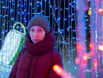 Грузинская ёлка и светящееся колесо. Топ-5 мест для селфи в новогоднем Нижнем Тагиле