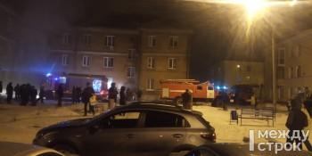 В Нижнем Тагиле из-за захламлённого подвала начался пожар в многоквартирном доме
