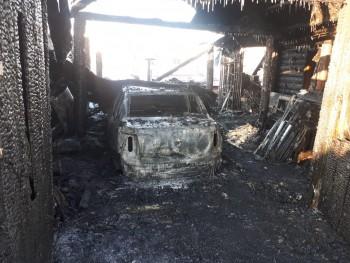 За один день в Нижнем Тагиле сгорели четыре автомобиля