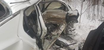 Женщина впала в кому в результате ДТП под Нижним Тагилом