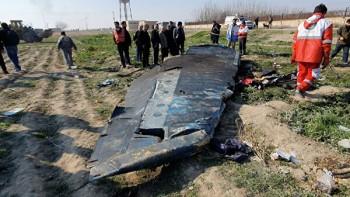 В Иране задержали подозреваемых по делу о сбитом украинском самолёте