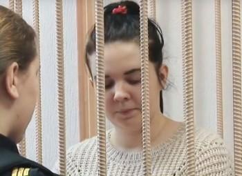 Суд приговорил к 13 годам колонии кировчанку, оставившую свою трёхлетнюю дочь на неделю без еды и воды в запертой квартире