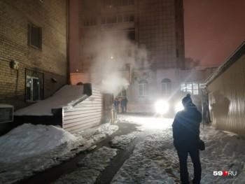 ВПерми вхостеле прорвало трубу сгорячей водой, есть погибшие