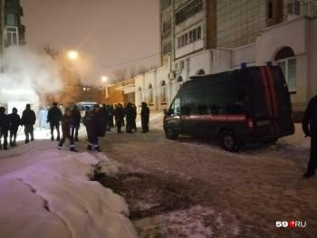 СК возбудил уголовное дело после гибели пяти человек в мини-отеле в Перми