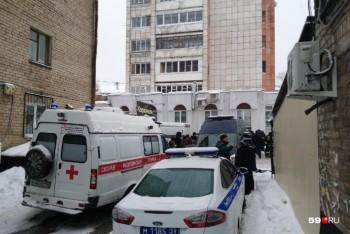 После гибели пяти человек в хостеле в Перми в ближайших зданиях отключили отопление и горячую воду. В городе введён режим ЧС