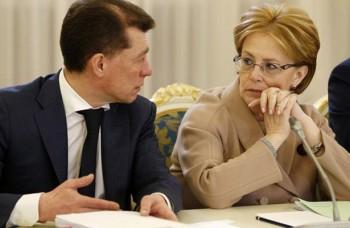 Экс-министры Топилин и Скворцова получили новые посты
