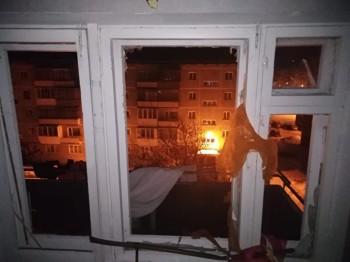 ВКаменске-Уральском вквартире около вокзала взорвался газ