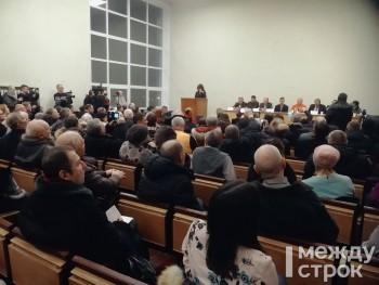 Более 200 жителей Нижнего Тагила пришли на общегородское собрание по проблемам реализации мусорной реформы