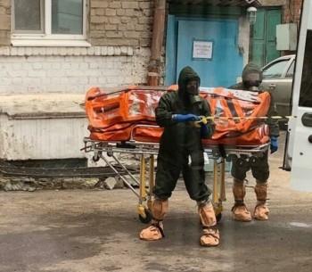 В Воронеже два человека госпитализированы с подозрением на коронавирус (ВИДЕО)