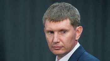 Новый министр экономического развития занеделю вМоскве получил 9 автоштрафов