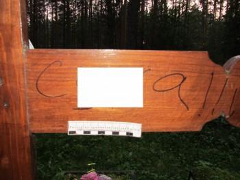Пенсионера из села Южаково под Нижним Тагилом, писавшего бранные слова на надгробиях, признали невменяемым