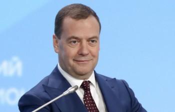 Зарплата Дмитрия Медведева на новом посту председателя Совбеза составит 618 тысяч рублей в месяц