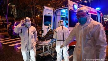 Число погибших из-за нового коронавируса за сутки выросло до 213 человек