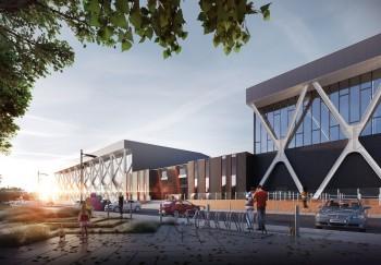 Мэрия Нижнего Тагила получила положительное заключение госэкспертизы на проект строительства «президентского» легкоатлетического манежа