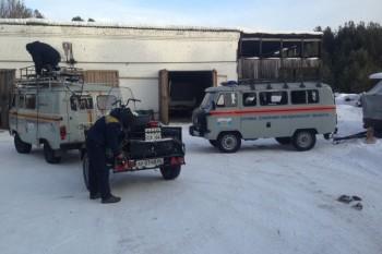 На севере Свердловской области проходит спасательная операция по эвакуации из тайги туристки с температурой