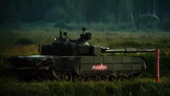 Разработанный УВЗ танк Т-90М «Прорыв» завершил госиспытания