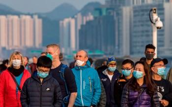 Число погибших откоронавируса вКитае превысило 600 человек