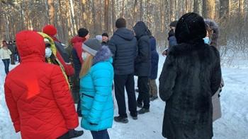 В Челябинской области закрыли карантинную зону для граждан Китая после стихийного митинга местных жителей