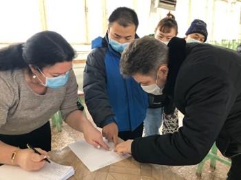 ВБогданович привезли новую группу рабочих изКитая