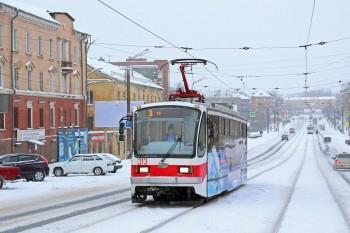 В Нижнем Тагиле изменится расписание движения трамваев