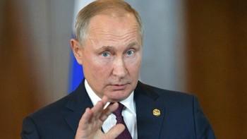 «Левада-центр» сообщил о падении рейтинга доверия Путину до35 процентов