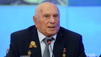 В Москве умер легендарный разведчик Алексей Ботян