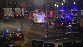 «Коммерсантъ» сообщил подробности служебной проверки в ФСБ из-за съёмки стрельбы на Лубянке