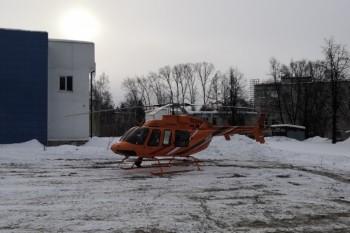 Одну из пострадавших при взрыве на предприятии в Первоуральске доставили в Екатеринбург